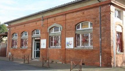 Centre culturel, ancienne école des filles au Trépadé en 1888