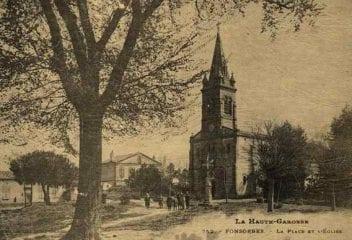Place Marius Turine autrefois