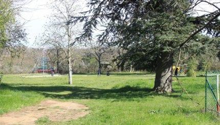 Parc de Cantelauze