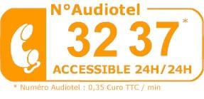 audiotel 3237