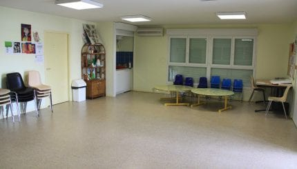 Vue intérieure salle du Banayre
