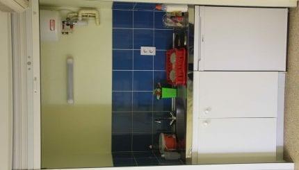Kitchenette salle du Banayre
