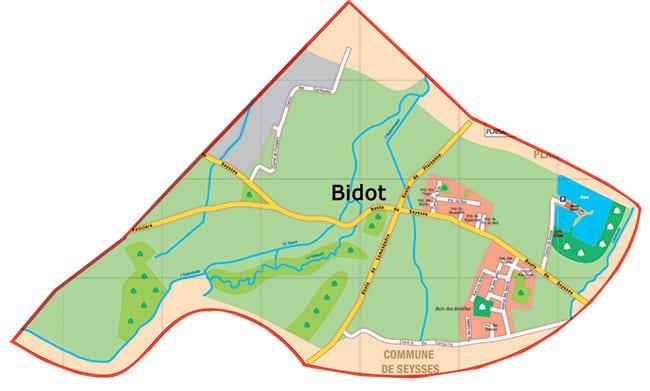 Quartier Bidot