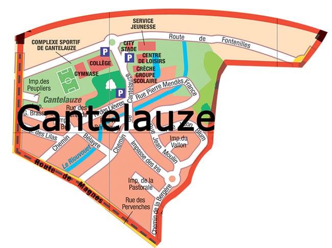 Quartier Cantelauze