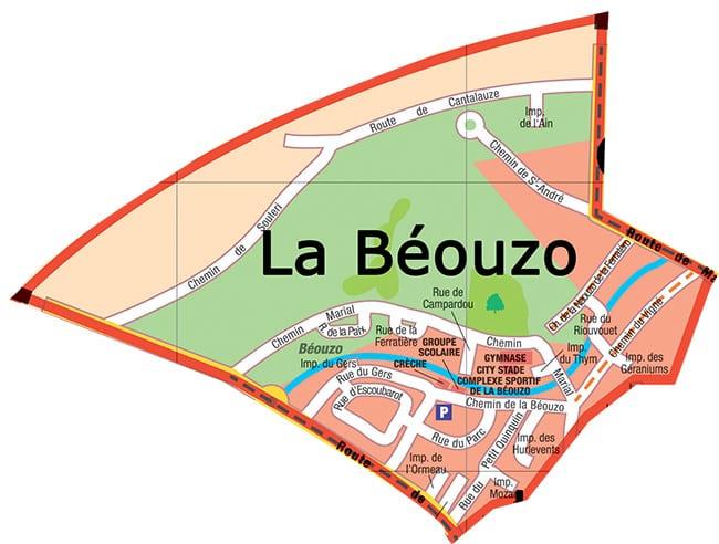 Quartier La Béouzo