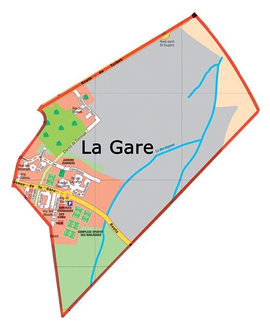 Quartier La Gare