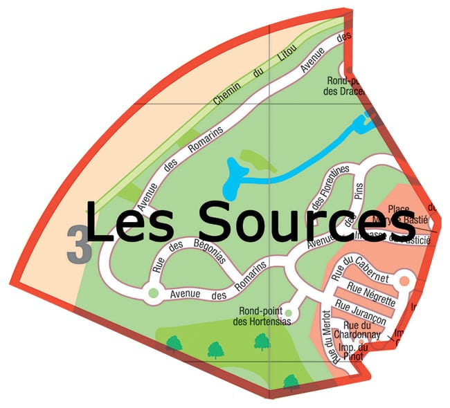 Quartier Les Sources