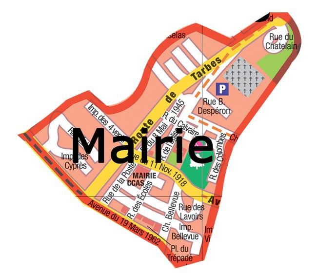 Quartier Mairie