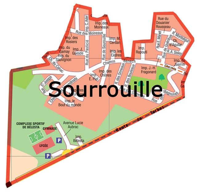 Quartier Sourrouille